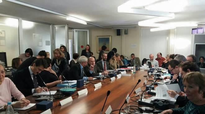 riviera24 - Fabio Natta al Comitato di sorveglianza Alcotra