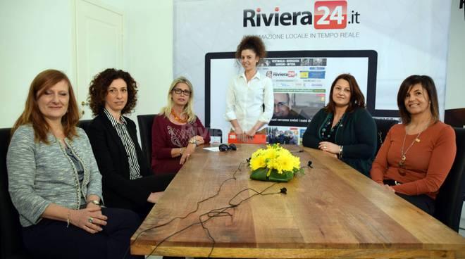 riviera24 - Festa della Donna 2017, la diretta dagli studi di Riviera 24