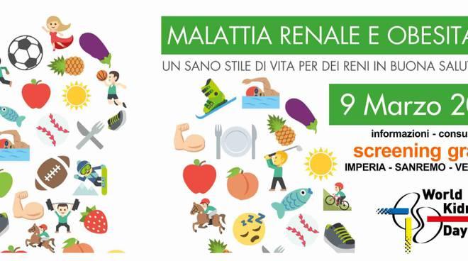 riviera24 - Giornata Mondiale del Rene