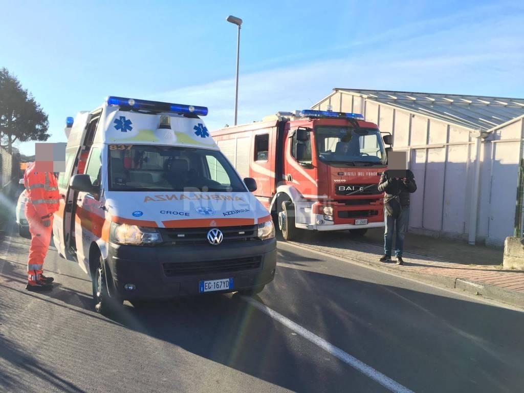 riviera24 - Incidente a Camporosso