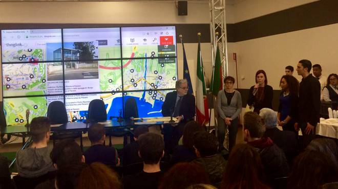 """riviera24 -Istituto Tecnico Turistico """"Thomas Hanbury"""" di Imperia"""