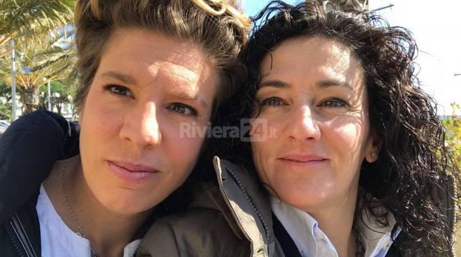 Riviera24 - Laura Cattarini Mastelli e Francesca Cicala