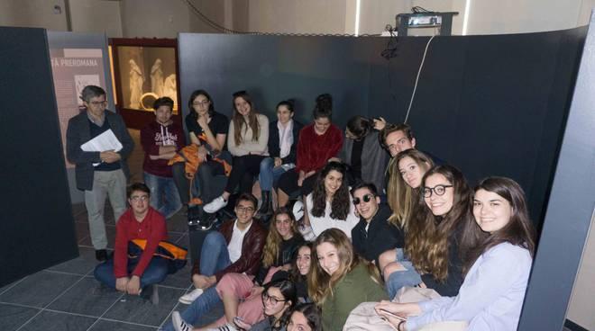 riviera24 - Liceo Aprosio al MAR