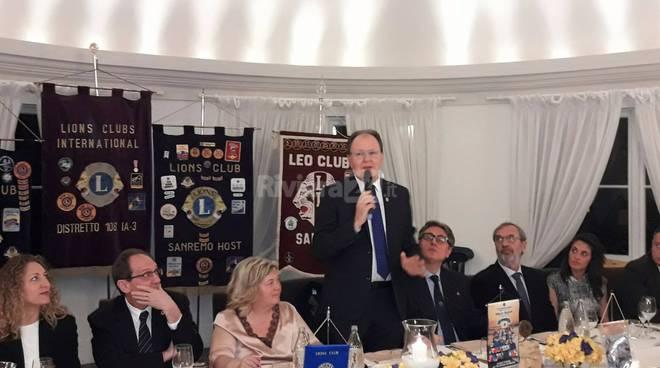 Riviera24 – Lions Governatore del distretto 108ia3 a Sanremo