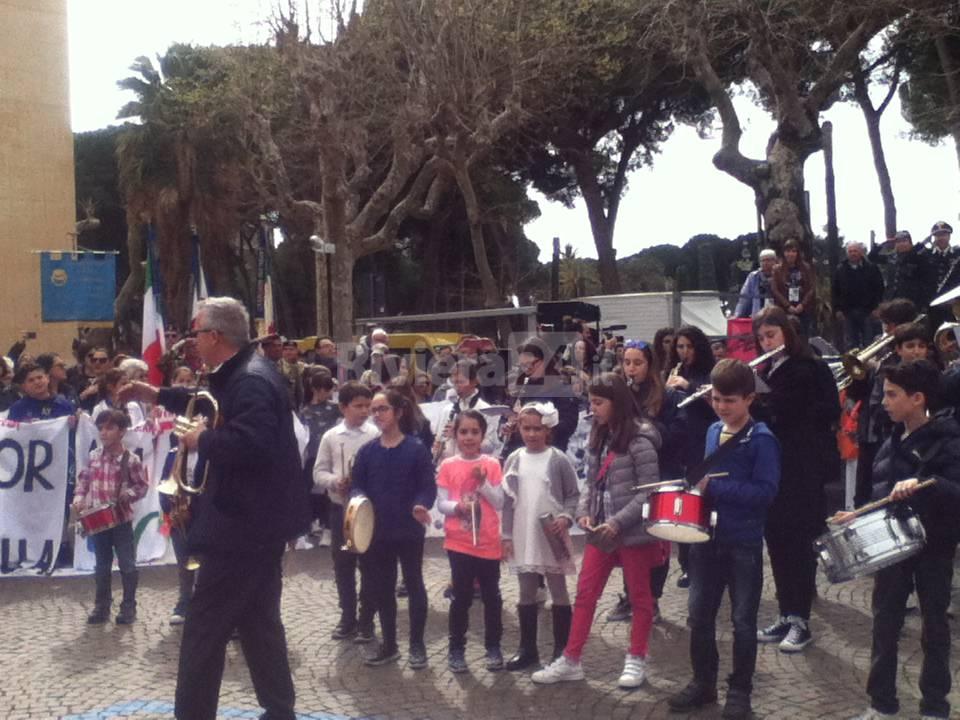 riviera24 - Manifestazione Libera a Ventimiglia