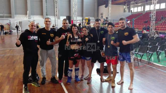 Riviera24 - Ok Club Judo Alassio Fight Night