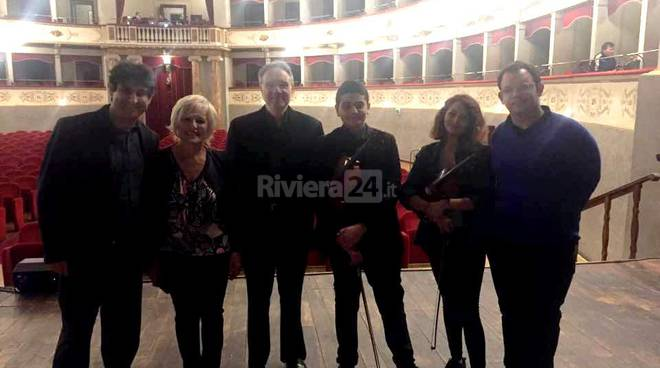 Riviera24 - Panta Musicà Teatro Goldoni di Livorno