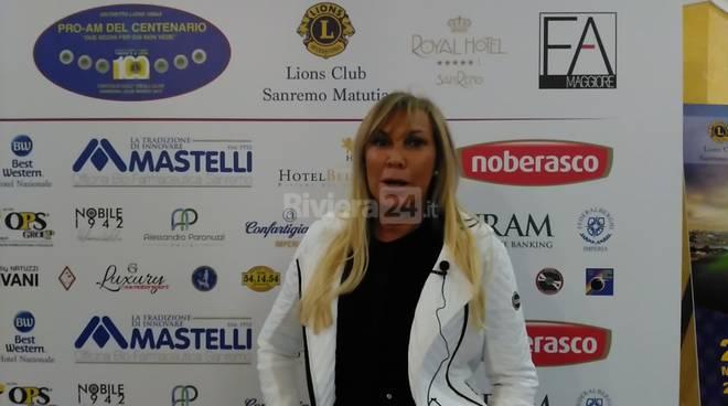 Riviera24 -  Pro Am benefica  golf Claudia Peroni