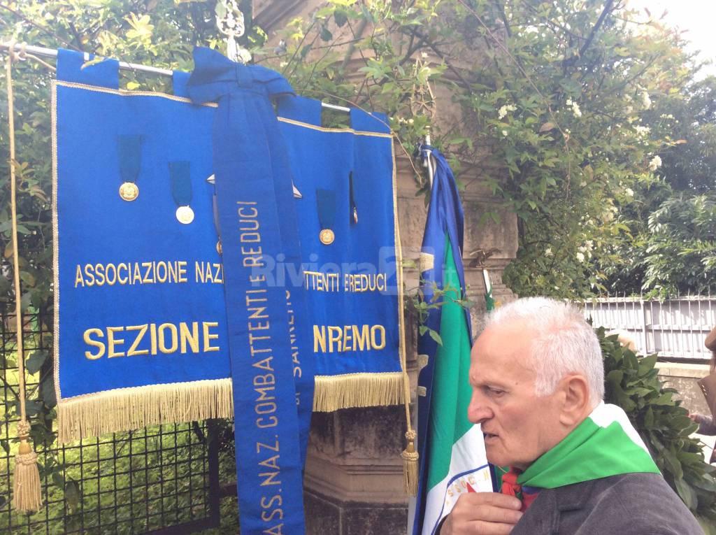 Riviera24 - Sanremo: commemorazione Caduti Devachan