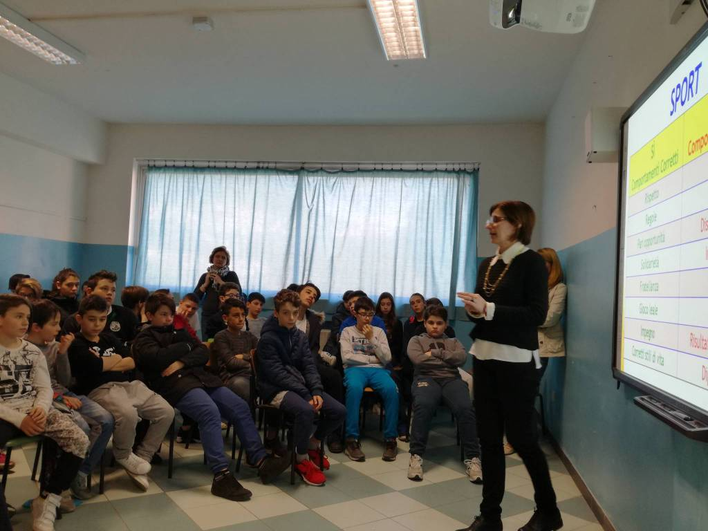 riviera24-scuola media di roverino