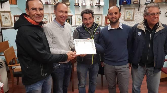 riviera24 - Simone Vassallo, Massimo Solaini, Massimiliano Lorenzi e Roberto Vullo