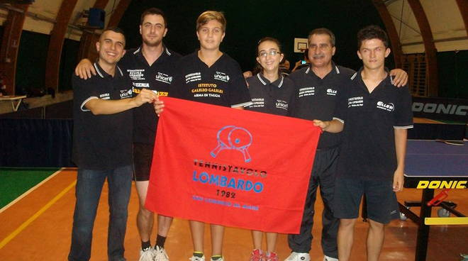 riviera24 - Tennistavolo Regina Sanremo