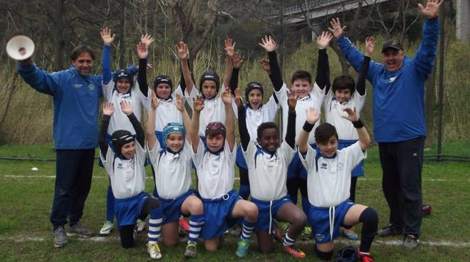 riviera24 -Under 10 dell'Imperia Rugby