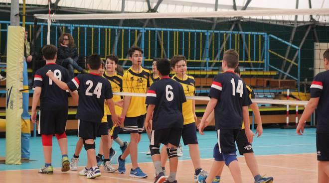 riviera24 -Under 13 del Volley Team Arma Taggia