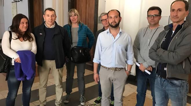 riviera24 - Vassallo e genitori Rari Nantes