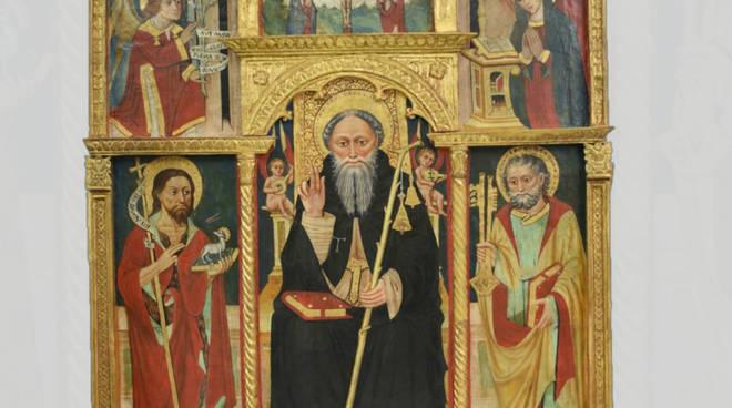 Sant'Antonio Abate di Guido da Ranzo