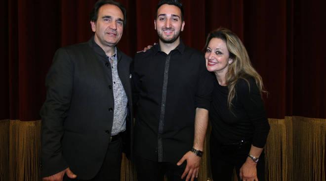 Grande successo per il concerto di Daniele Capozucca