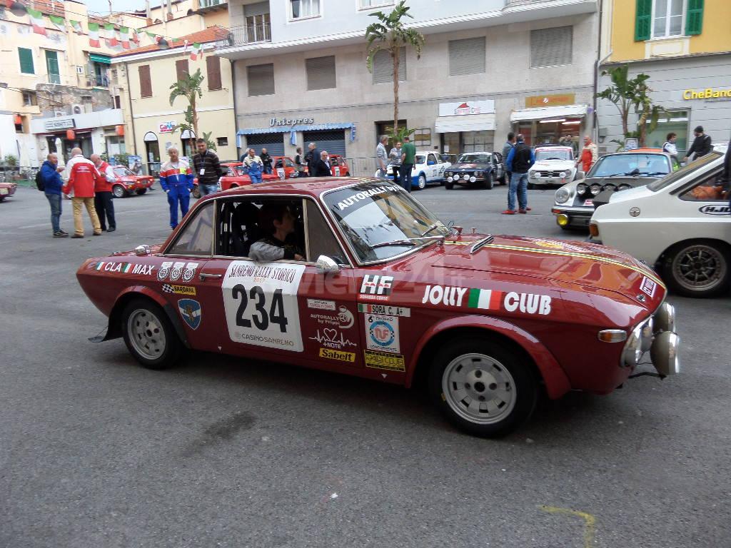 Rally di Sanremo e Sanremo Rally Storico, seconda giornata nelle foto di Gianluca Allara