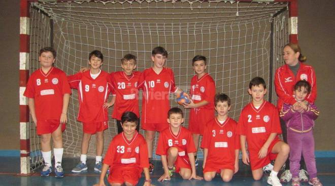 Riviera24 - ABC Bordighera under 12 2016-17