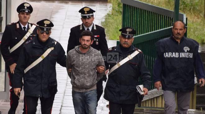 riviera24 - arresto anthony placido