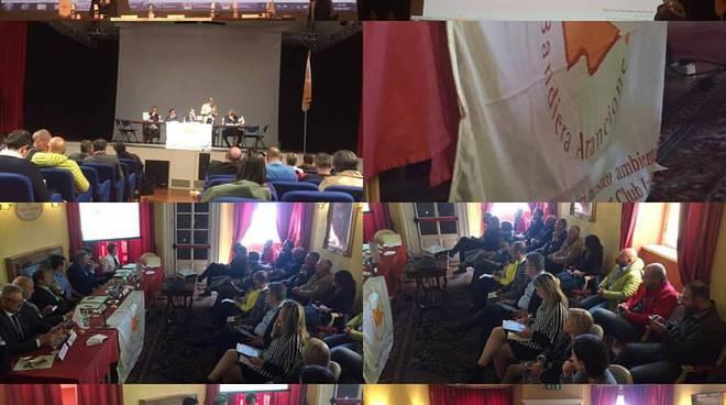 riviera24 - Assemblea nazionale dell'Associazione Bandiere Arancioni