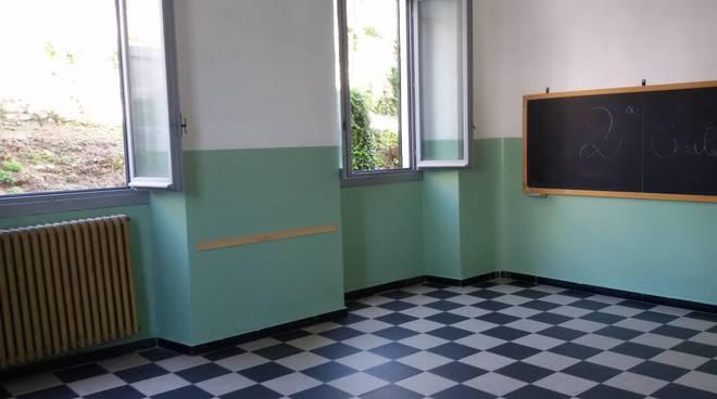 riviera24 - Aula del Liceo Amoretti