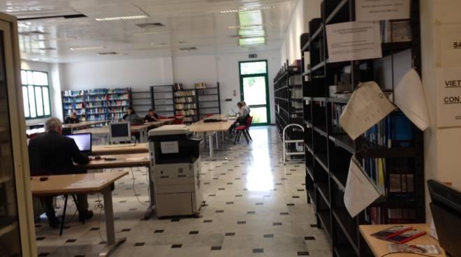 riviera24 - Biblioteca Polo Universitario di Imperia