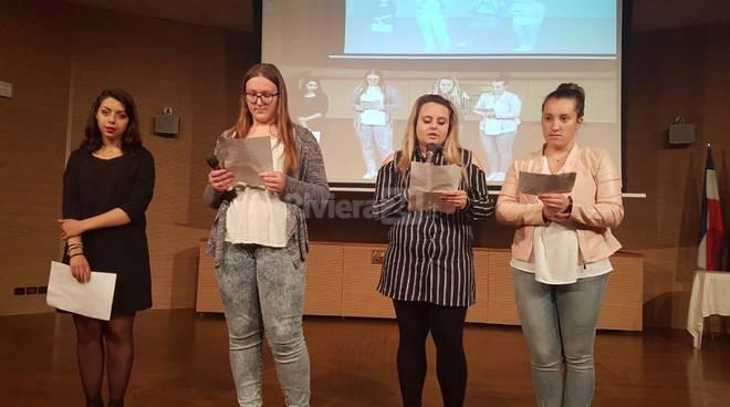 riviera24 - Cerimonia di consegna dei diplomi ESABAC