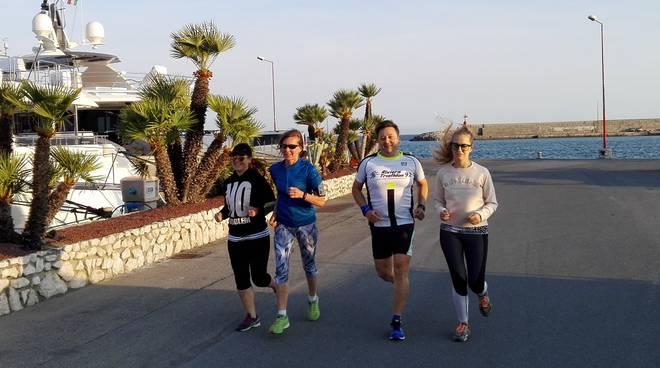 riviera24 - Challenge della Portosole Sanremo Half Marathon – Run for the Whales