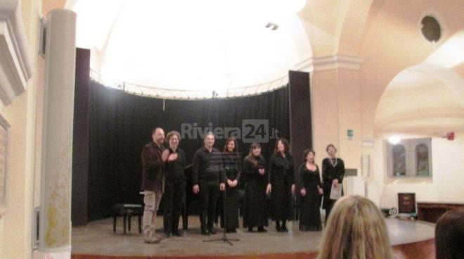 Riviera24 - Concerto lirico associazione Pergolesi a Bordighera