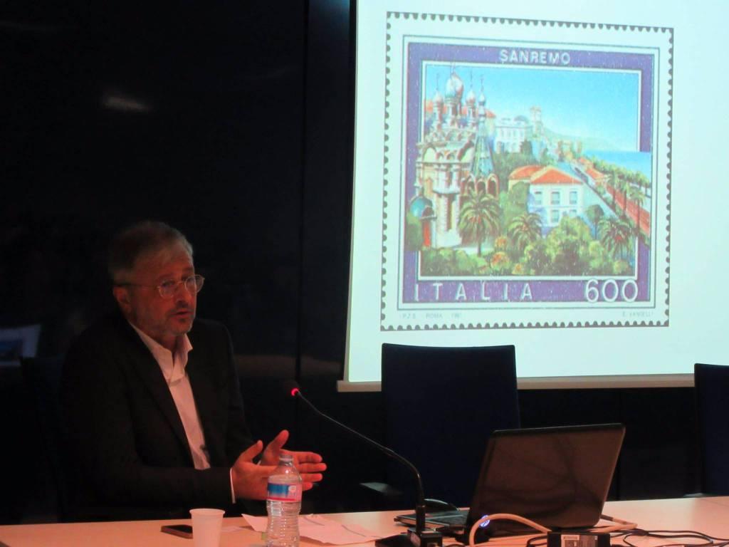 riviera24 - Conferenza di Michail Talalay a Sanremo