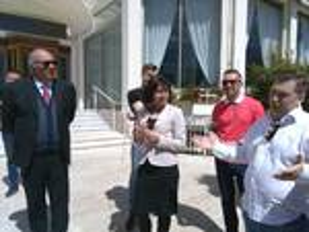 riviera24 - Delegazione russa a Sanremo