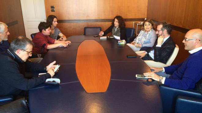 riviera24 - Dialogo tra istituzioni e studenti in Provincia