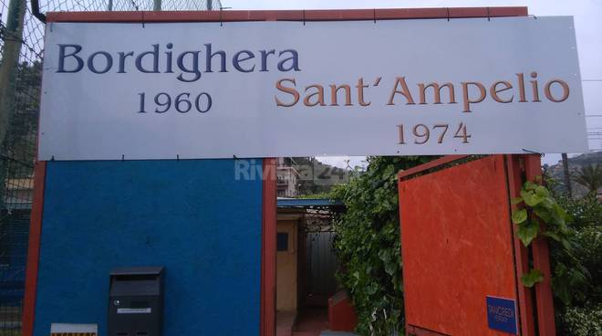 riviera24 - Inaugurazione campo sportivo in via Arziglia a Bordighera