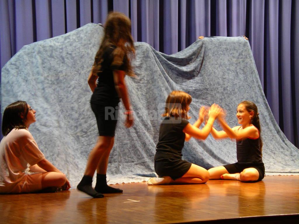 Riviera24 - Laboratorio Officina Teatro Banchero