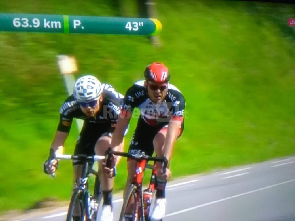 riviera24 - Oliviero Troia al Giro delle Fiandre