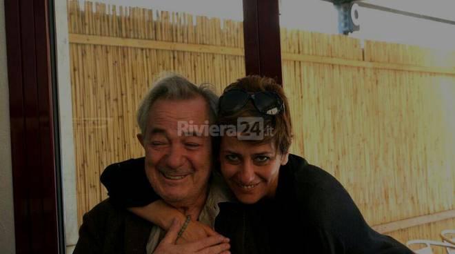 riviera24 - Remo Girone e Beatrice Di Peri a Ventimiglia
