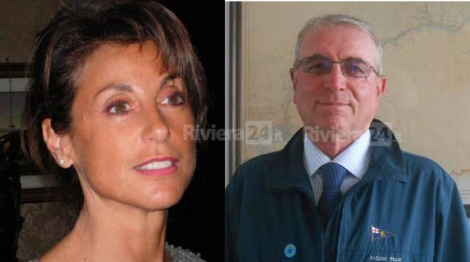 Riviera24 - Sabina Aidoldi e Giovanni Manuguerra