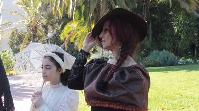 Riviera24 - Sanremo, rievocazione storica a Villa Ormond sull'attività floricola locale