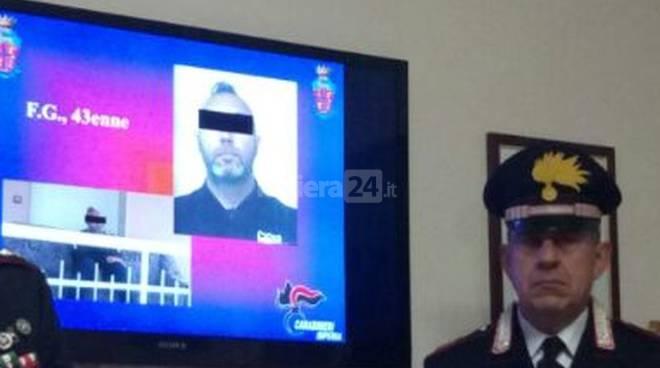 riviera24 - sequestro droga carabinieri