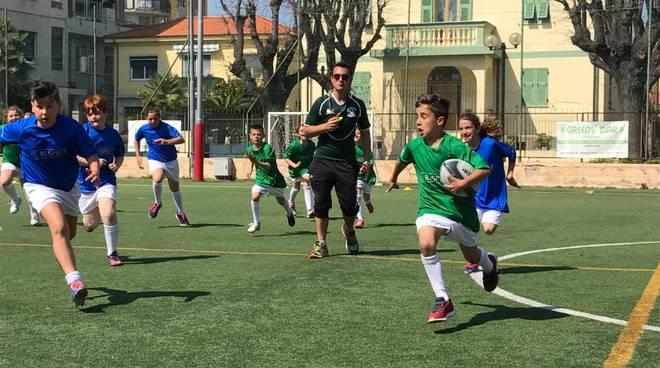 """riviera24 -""""Torneo Ravano di Rugby"""" a Vallecrosia"""