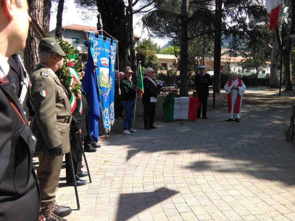 riviera24 - Vallecrosia celebra il 25 aprile