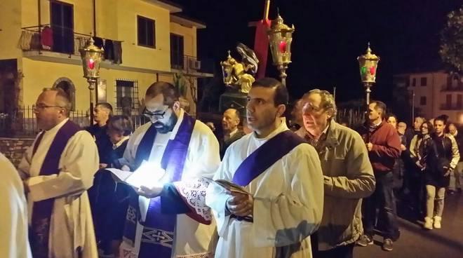 riviera24 - Via Crucis del Vicariato di Pontedassio