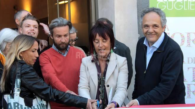 """Sanremo: inaugurazione mostra-rassegna dedicata a Libereso Guglielmi, """"La forza della natura"""""""