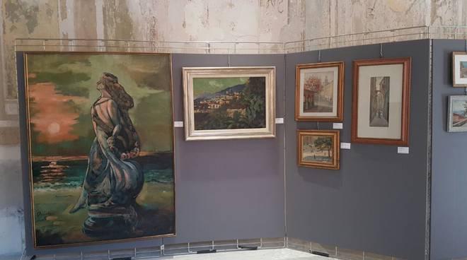 Sanremo, mostra partigiani Ivaldo e Orvieto a Palazzo Nota