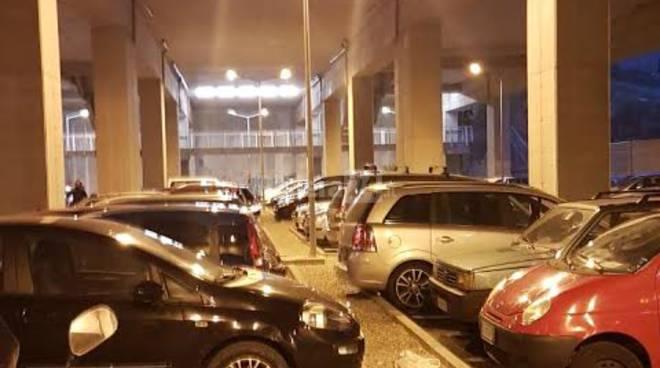 stazione parcheggi imperia