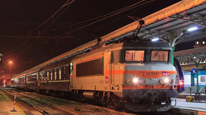 treno breil