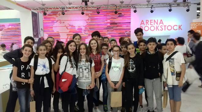 Riviera24 - Gara di lettura 2A scuola secondaria di Imperia