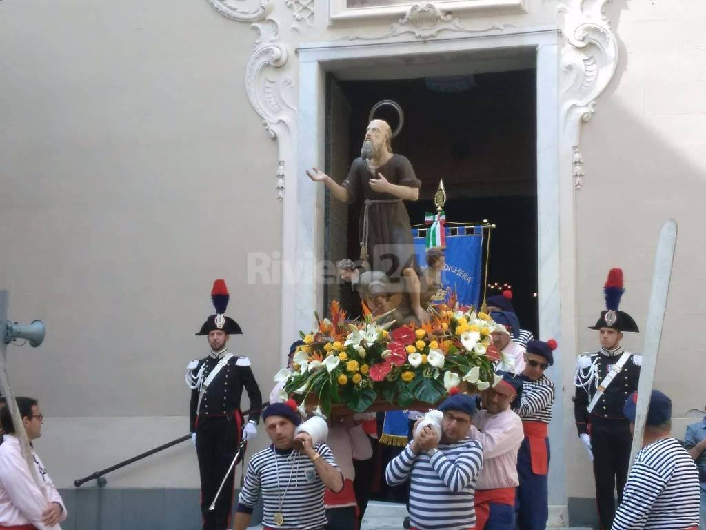 Bordighera festeggia Sant'Ampelio