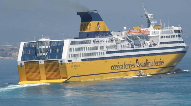 un quadrimestre positivo per corsica ferries tanti passeggeri sulle navi gialle riviera24. Black Bedroom Furniture Sets. Home Design Ideas